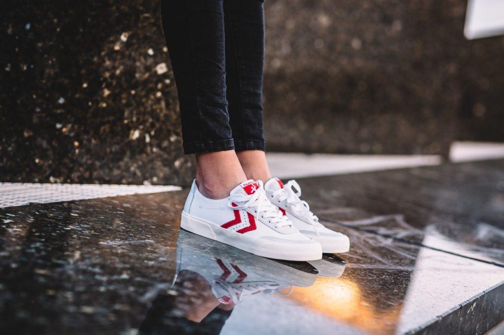 Stockholm, la chaussure d'été signée Hummel