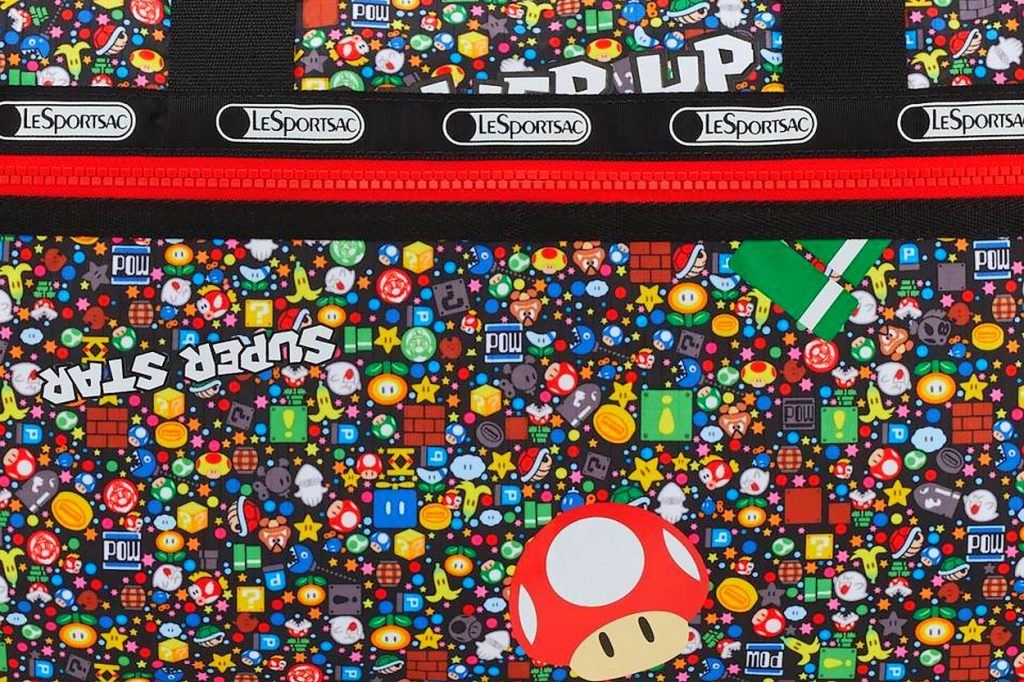 LeSportsac x Nintendo