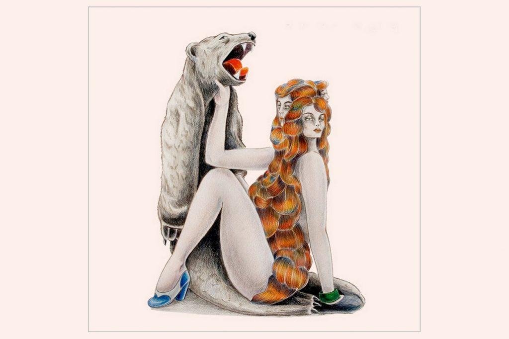 Mélie Fraisse annonce son 1er EP et dévoile le clip en animation d'A Walk