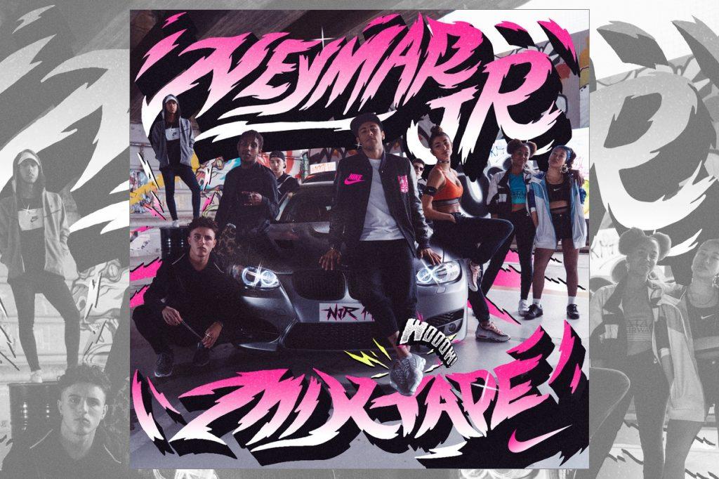 Nike présente la mixtape Neymar Jr.