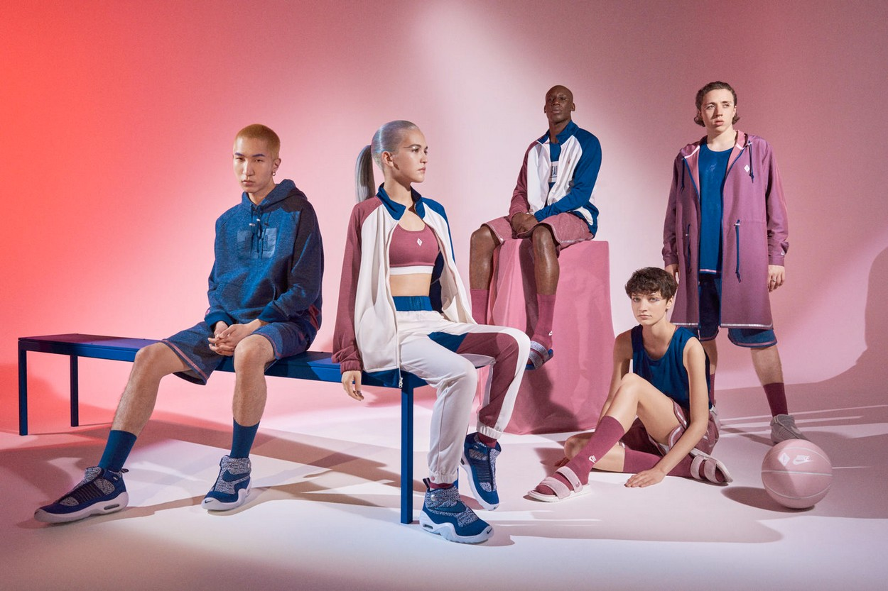 Lookbook de la collection capsule Pigalle x NikeLab