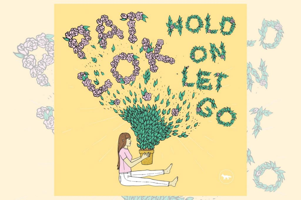 Hold On Let Go by Pat Lok