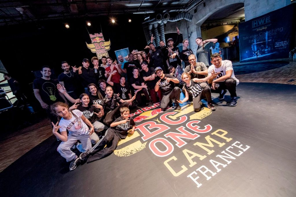 Red Bull BC One Camp 2017 va débarquer à Paris cet été