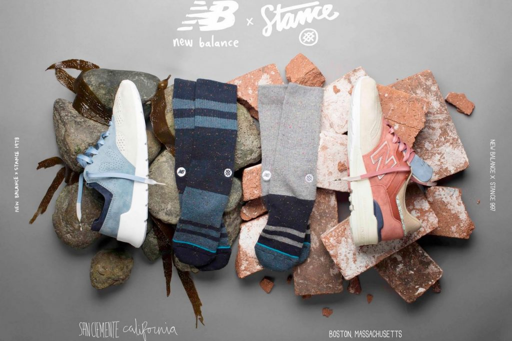 "New Balance x Stance ""First of All"" Pack"