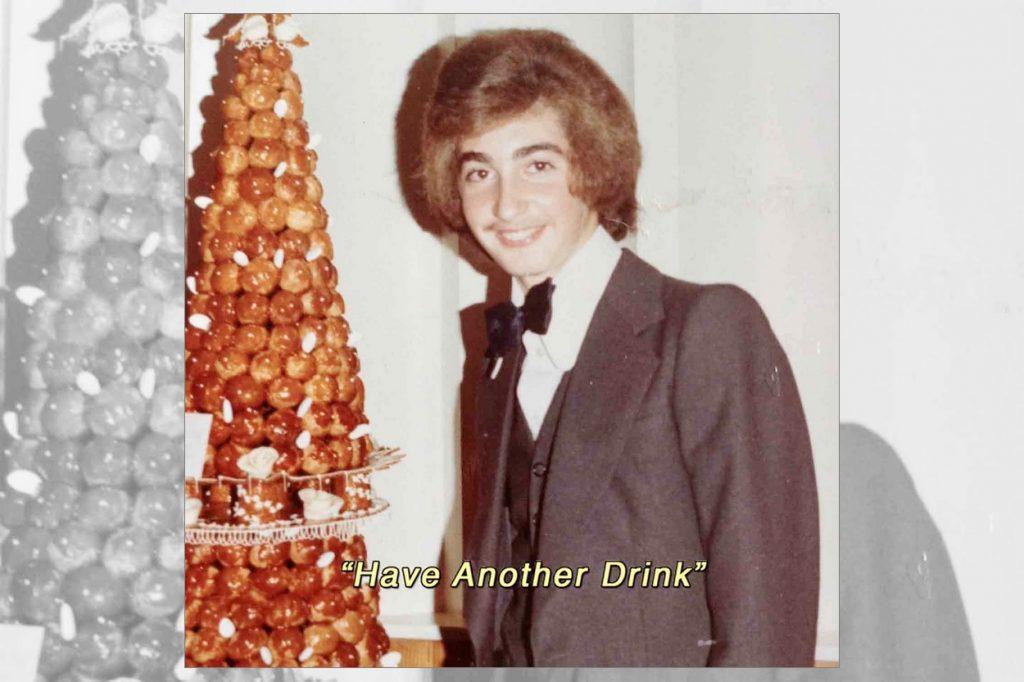 "Simon Atlan sort son 1er titre ""Have Another Drink"""