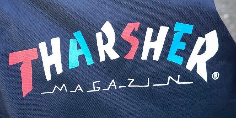 "Collection capsule ""Copie"" Thrasher x Parra"
