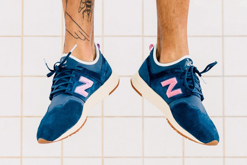 "Titolo x New Balance 247 ""Deep Into The Blue"""