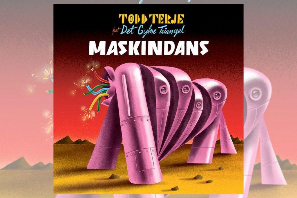 Maskindans - Todd Terje