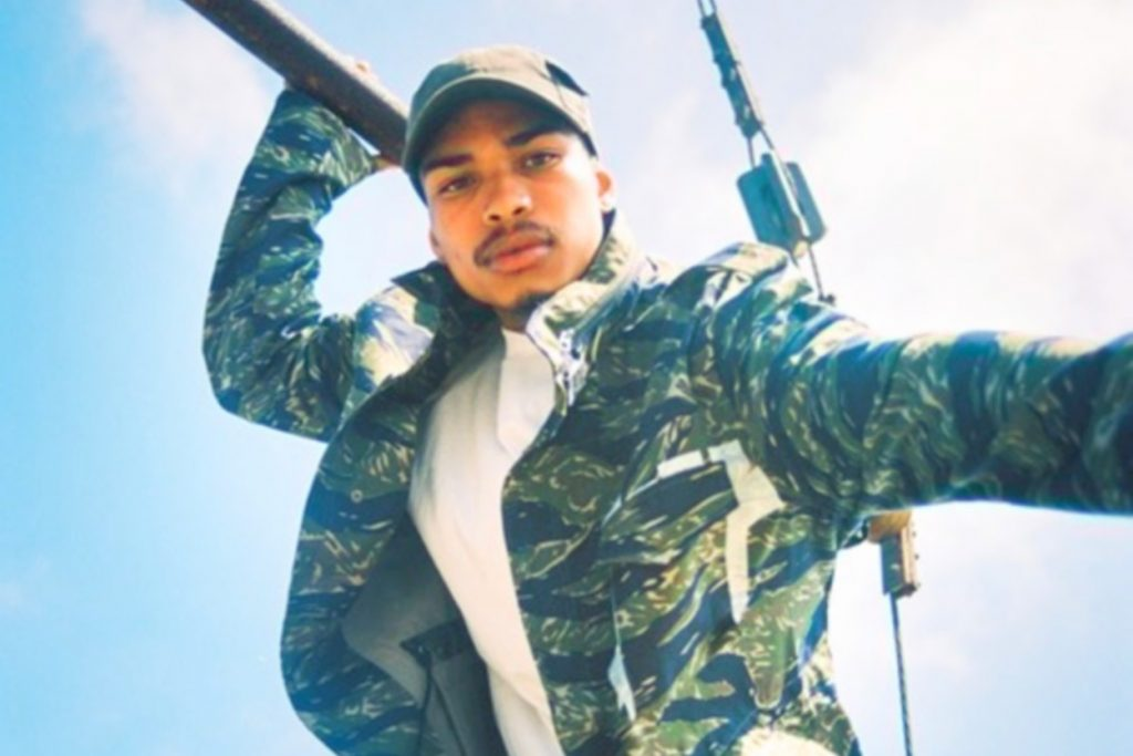 """Collection capsule UNDEFEATED x GOODENOUGH """"Tiger Camo"""""""