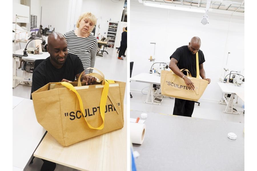 Virgil Abloh va-t-il collaborer avec IKEA ?