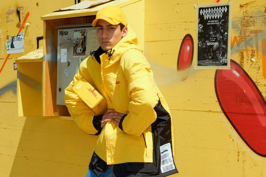 Vetements x DHL 2018 Spring Summer Collection