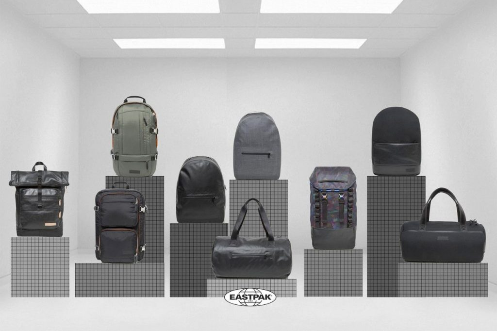 Collection Eastpak LAB Automne/Hiver 2017