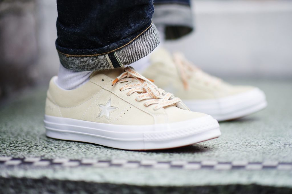 Converse One Star x Footpatrol