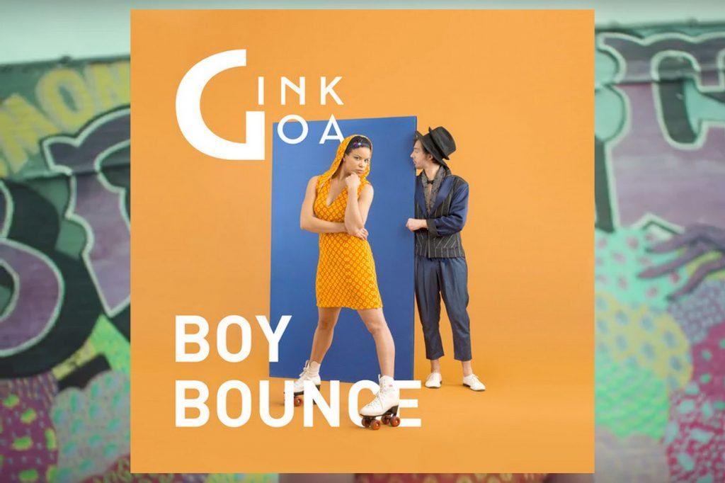 Ginkgoa présente le clip de leur nouveau single Boy Bounce