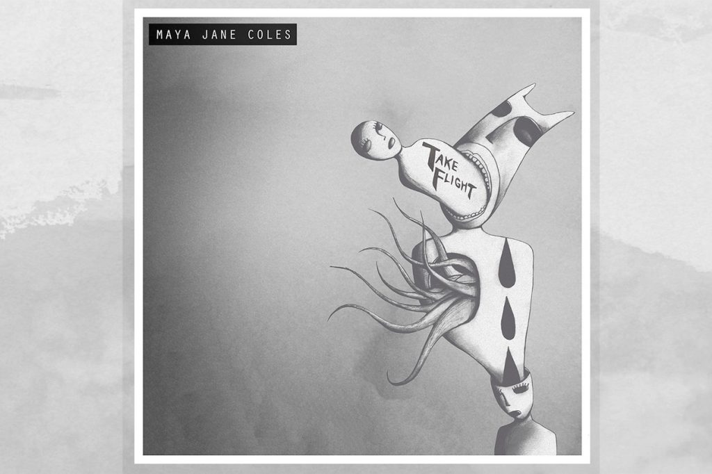 "Maya Jane Coles annonce le double LP ""Take Flight"""