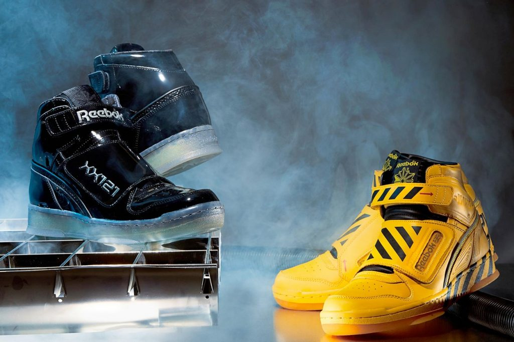 "Pack Reebok Alien Stomper ""Final Battle"""