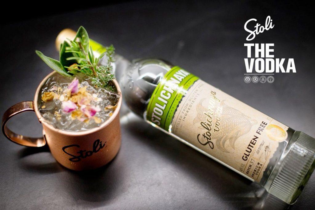 Stoli lance sa nouvelle recette de vodka sans gluten