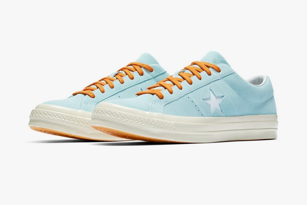 La sneaker édition limitée Tyler, the Creator x Converse One Star