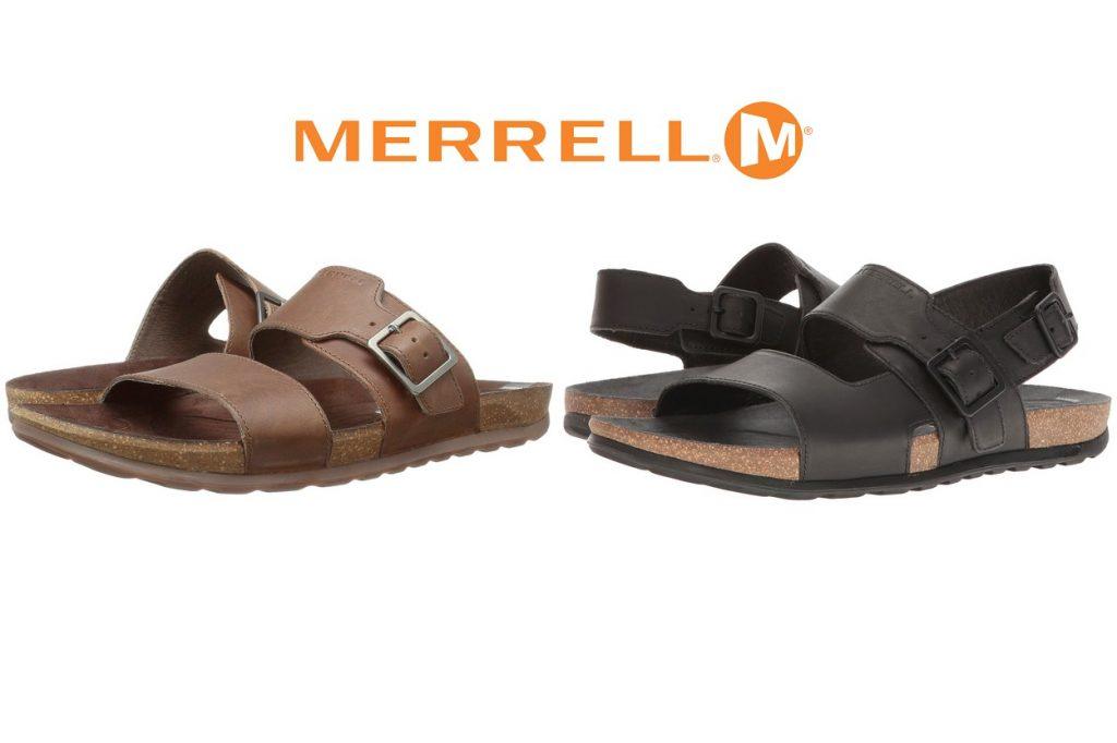 Les sandales à boucle par Merrell