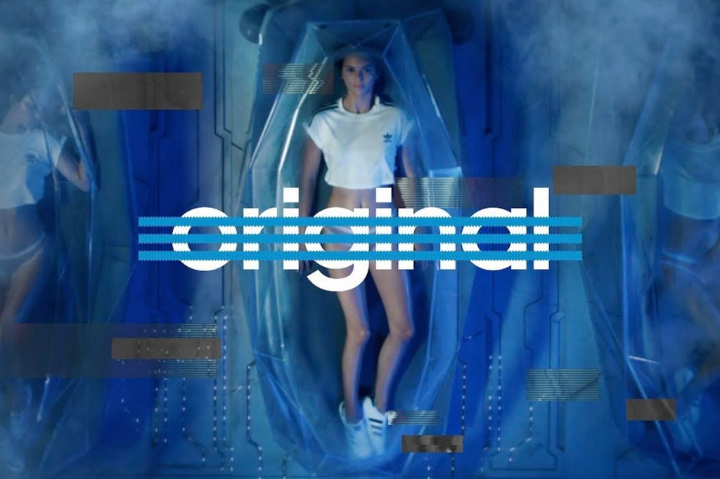 "Campagne adidas Originals ""Original is never finished"" chapitre 3"