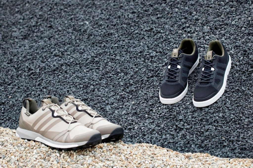 Norse Projects x adidas Consortium Terrex Agravic & Campus 80s PK