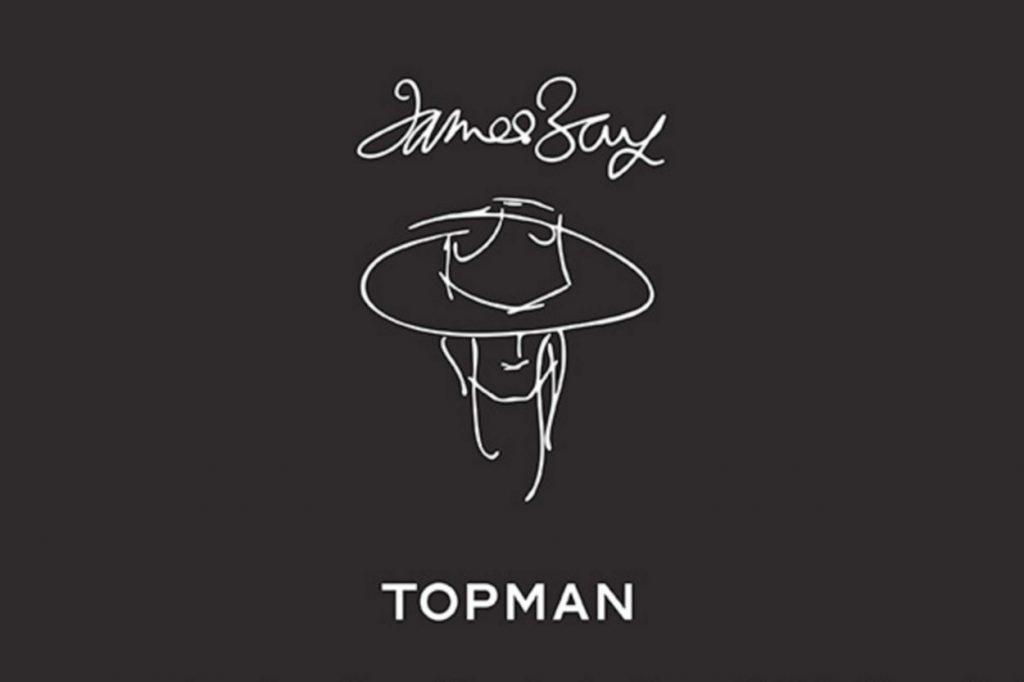 TOPMAN x James Bay