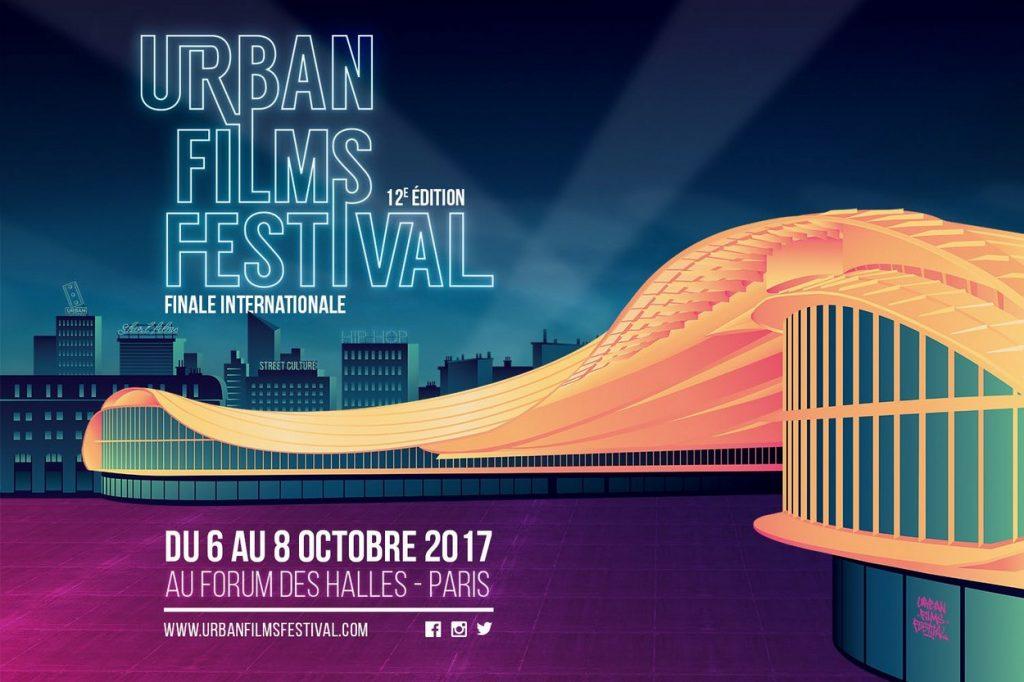 L'Urban Films Festival 2017 au Forum des Halles
