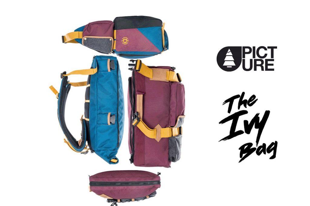 IVY Bag par Picture Organic Clothing
