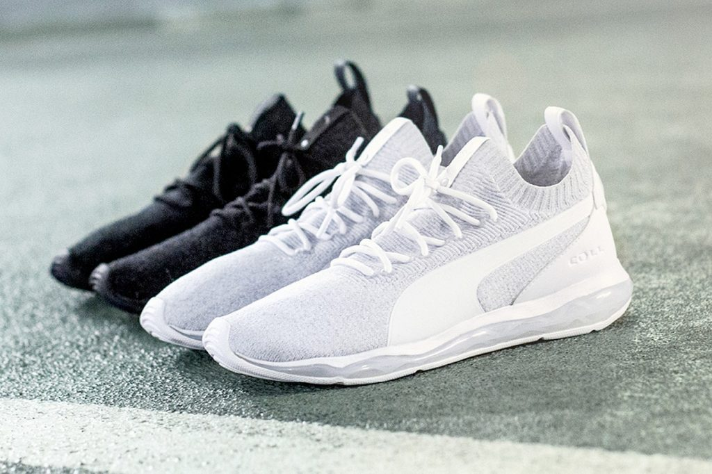PUMA Cell Runner EvoKnit en exclu chez Foot Locker