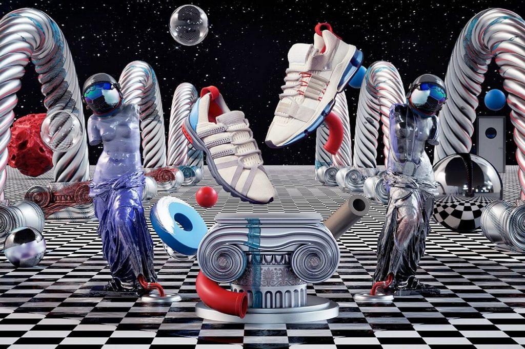 """adidas Consortium dévoile le """"A//D"""" Pack"""