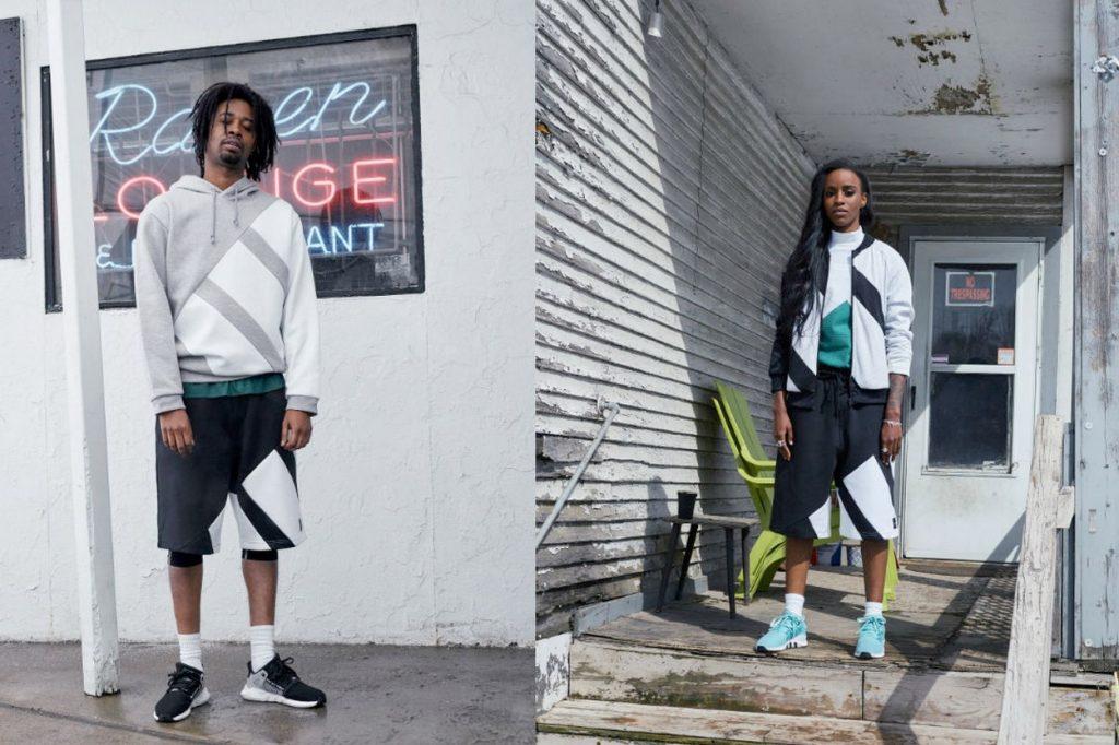 Collection adidas Originals EQT Automne/Hiver 2017
