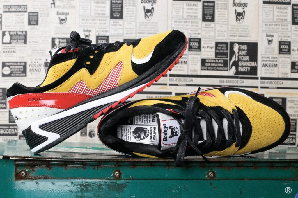 "Saucony GRID 8000 ""Classifieds"""