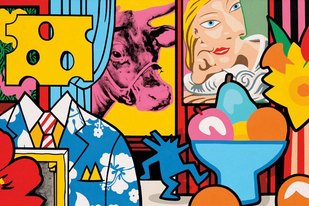Exposition : Un Monde de Rêves par Speedy Graphito