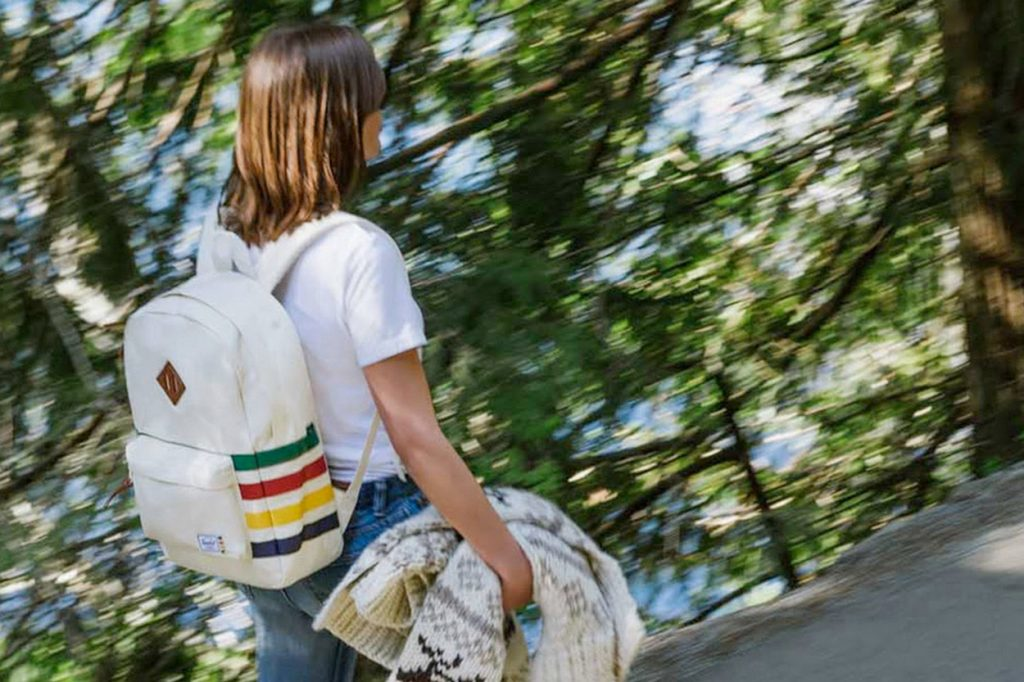 Collection édition limitée Herschel Supply Co. x Hudson's Bay Company