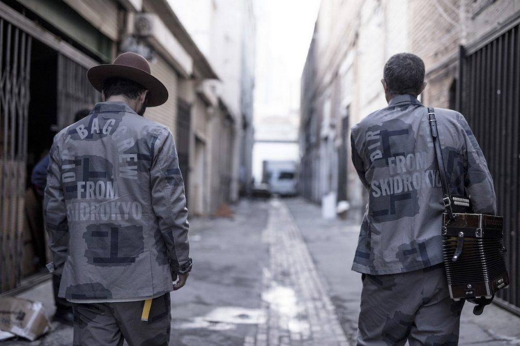 Collection capsule HUF x UNITED ARROWS & SONS