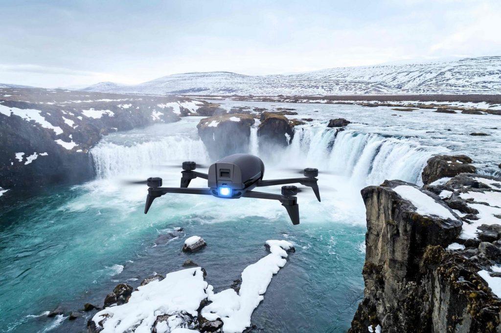 Parrot lance le drone Bebop 2 Power