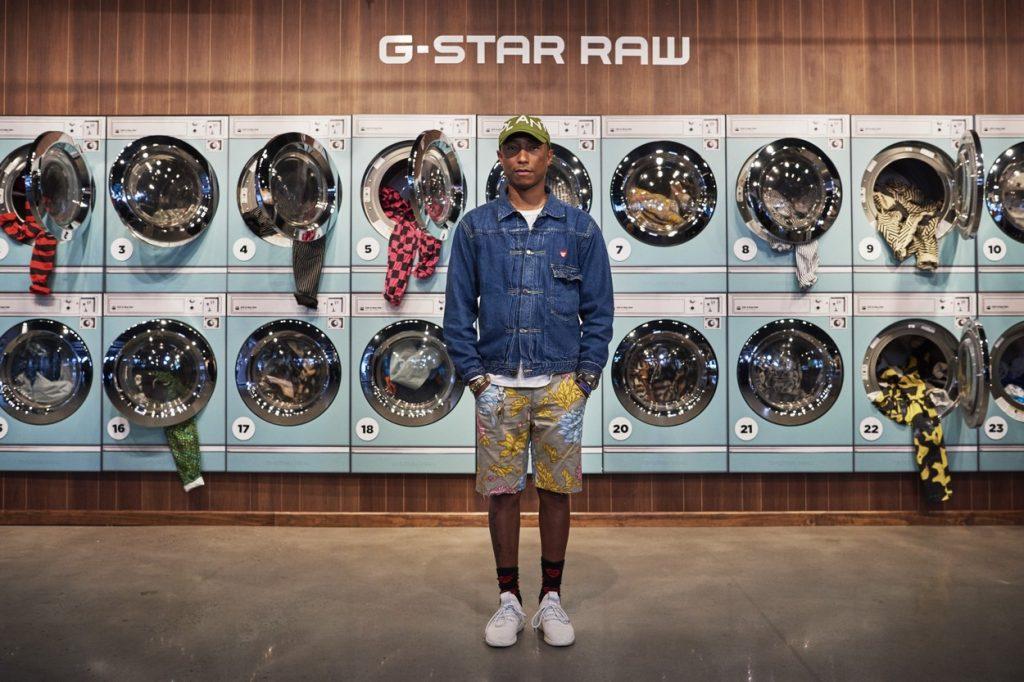 Pharrell et G-Star Raw dévoilent la 2ème partie de la collection Elwood X25