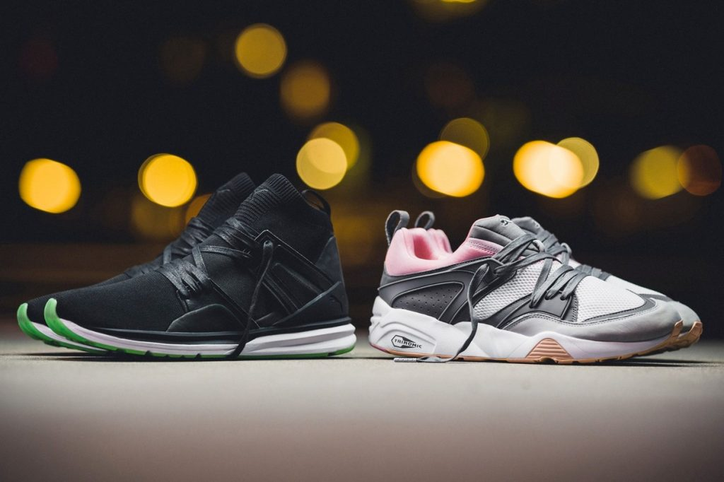 "Solebox x PUMA Blaze of Glory ""Champagne"" Pack"