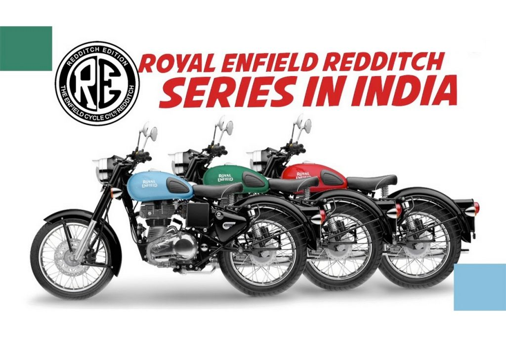 Royal Enfield Launches Classic Redditch Series
