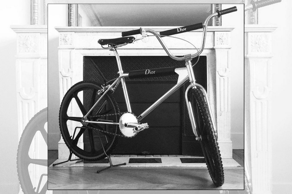 BMX Dior Homme