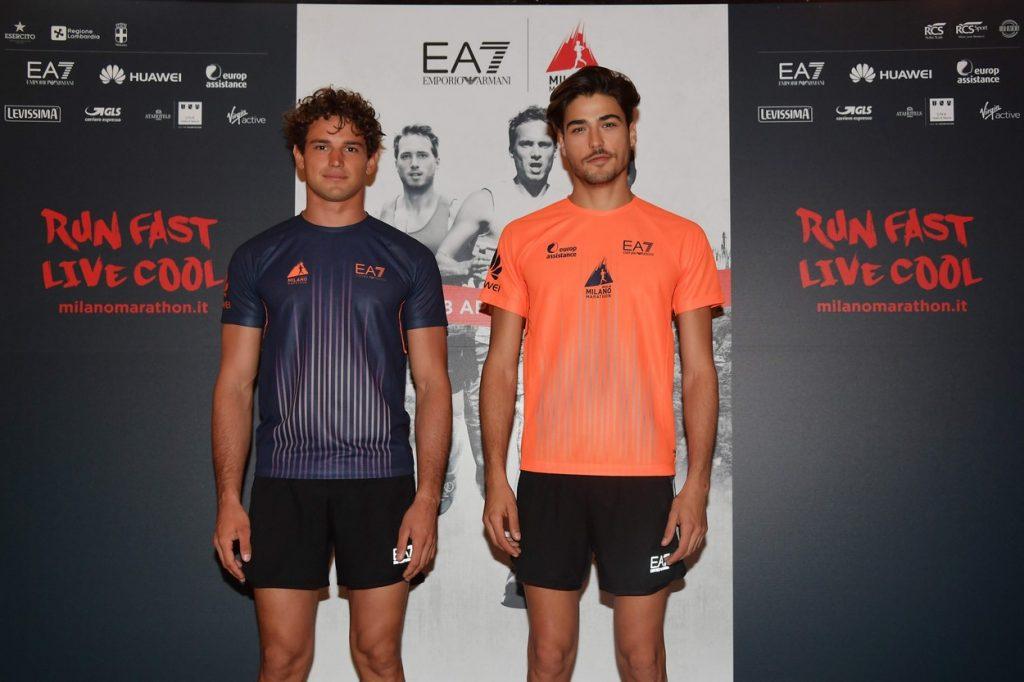 EA7 Emporio Armani et RCS Sport renouvellent leur collaboration