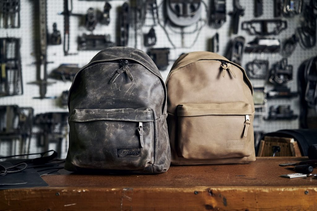 Eastpak présente sa collection American Leather