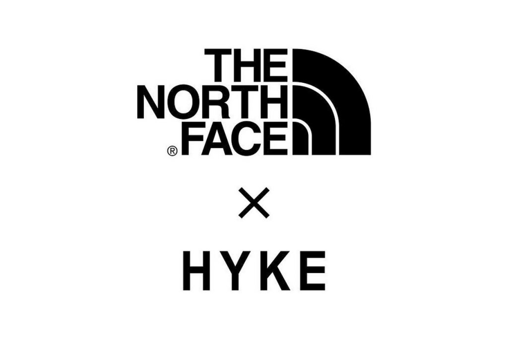 HYKE va collaborer avec The North Face pour le Printemps/Été 2018