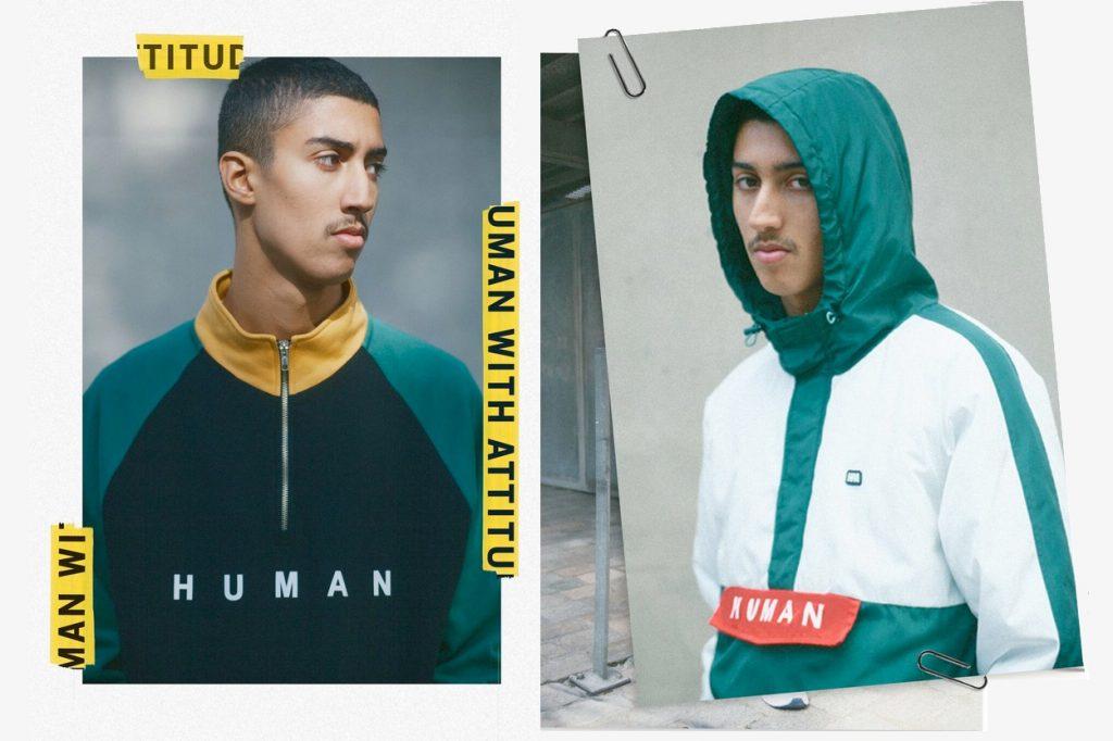 Lookbook Human With Attitude Automne 2017
