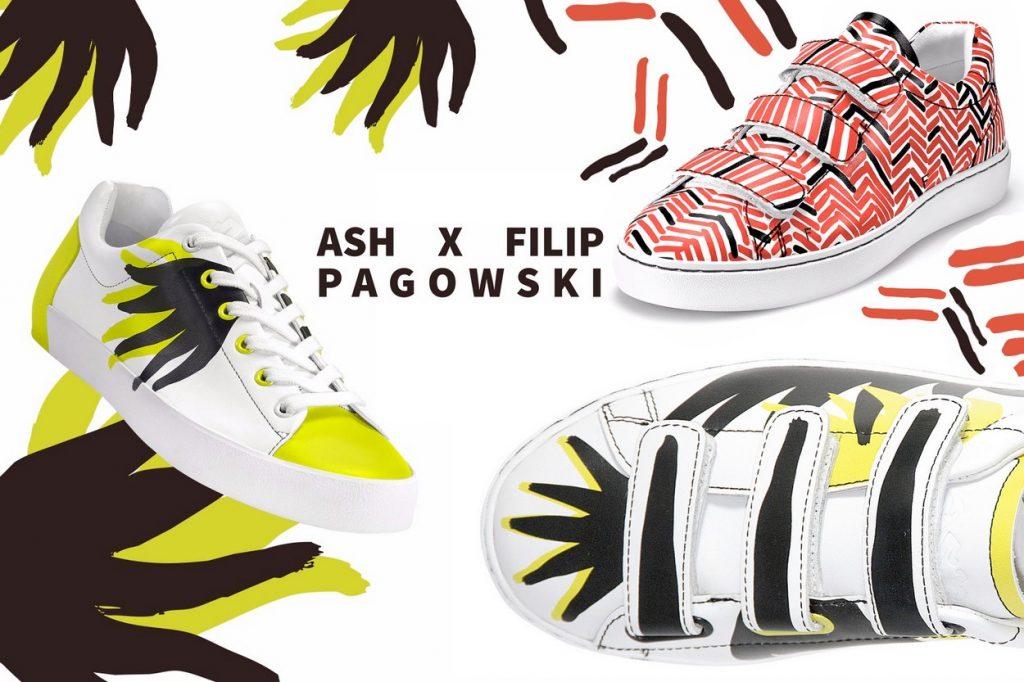 Collection Capsule ASH x Filip Pagowski