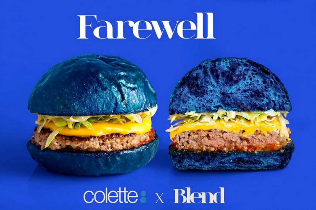 colette x Blend