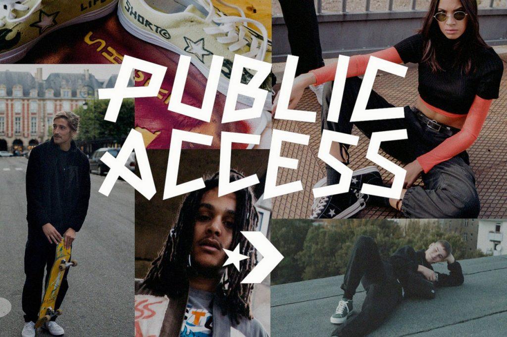 Converse Public Access Zine