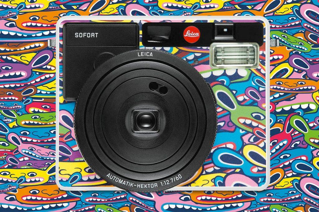 Leica SOFORT LimoLand by Jean Pigozzi