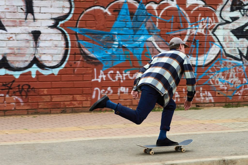 Levi's Skateboarding fall/winter 2017