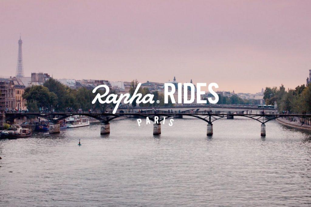 Rapha Rides Paris